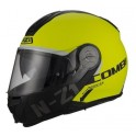 Casco modular NZI -fluo-yellow