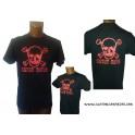 Camiseta calavera RF0004